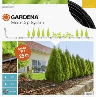 Gardena Micro-Drip Start Set M Pflanzreihen