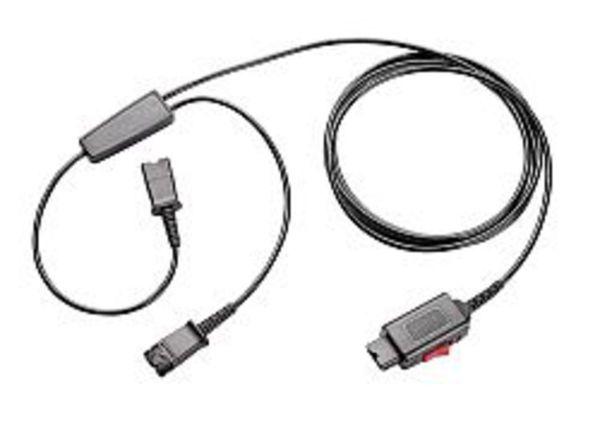 Y-Kabel zum Anschluß von 2 Headsets