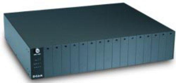 D-Link 16-Slot Media Converter Chassis, Rackmount (DMC-1000)