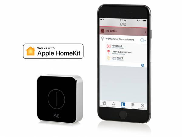 Eve Button (Apple HomeKit)
