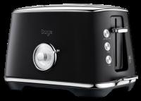 Sage Toaster Luxe Toast Select matt schwarz