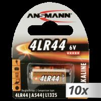 10x1 Ansmann 4LR44