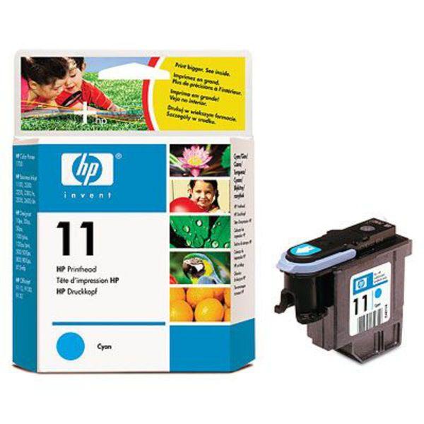 HP Druckkopf Nr. 11 C4811A Cyan (ca. 1750 Seiten)