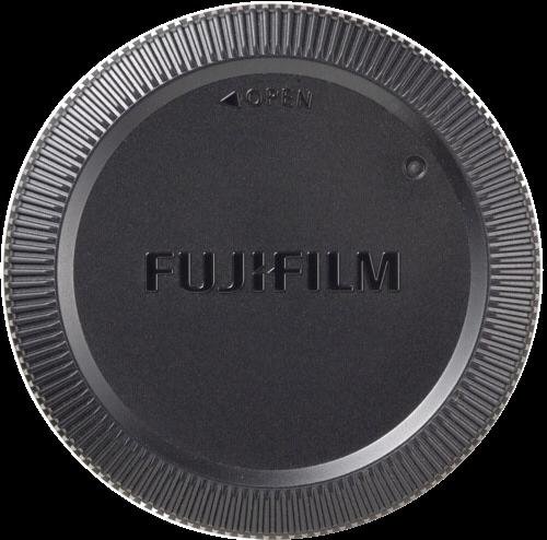Fujifilm Objektivdeckel hinten